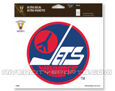 WINCRAFT ULTRA DECAL in WINNIPEG JETS Found in: NHL VINTAGE > Winnipeg Jets > Souvenirs > Stickers