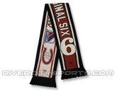 OLD TIME HOCKEY SIXER SCARF in ORIGINAL SIX Found in: NHL > ORIGINAL SIX > Clothing > Accessorie