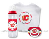 pic# 164549, style# NHL3PGSCAL for River City Sports product in: NHL > CALGARY FLAMES > Souvenirs > Baby