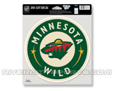 WINCRAFT COLOR DIE CUT DECAL in MINNESOTA WILD Found in: NHL > MINNESOTA WILD > Souvenirs > Stickers