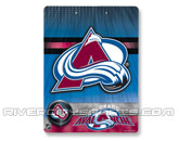 WINCRAFT WOOD CLIPBOARD in COLORADO AVALANCHE Found in: NHL > COLORADO AVALANCHE > Souvenirs > Home/Offic