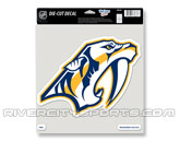 WINCRAFT COLOR DIE CUT DECAL in NASHVILLE PREDATORS Found in: NHL > NASHVILLE PREDATORS > Souvenirs > Stickers