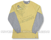 REEBOK YOUTH FACE OFF LONG SLEEVE TEE in PITTSBURGH PENGUINS Found in: NHL > PITTSBURGH PENGUINS > Clothing > T-Shirts