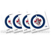 pic# 175828, style# NHL4PKTWIN for River City Sports product in: NHL > Winnipeg Jets > Souvenirs > Accessorie