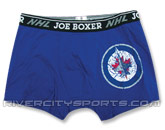 JOE BOXER FITTED TRUNK WITH SPOT PRINT in WINNIPEG JETS Found in: NHL > Winnipeg Jets > Clothing > Accessorie