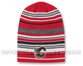 REEBOK LONG KNIT HAT in CALGARY FLAMES Found in: NHL > CALGARY FLAMES > Clothing > Hats