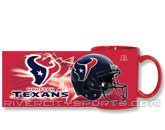 HUNTER COLOR COFFEE MUG in HOUSTON TEXANS Found in: NFL > Houston Texans > Souvenirs > Glassware