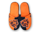 2012 BIG LOGO SLIPPER in CHICAGO BEARS Found in: NFL > CHICAGO BEARS > Clothing > Footwear