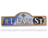 STREET SIGN in FLORIDA PANTHERS Found in: NHL > FLORIDA PANTHERS > Souvenirs > Signs