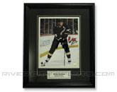 GETZLAF AAMV119 FRAMED 8X10 in ANAHEIM DUCKS Found in: NHL > Anaheim Ducks > Souvenirs > Pictures
