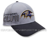 2013 SUPERBOWL CAP in BALTIMORE RAVENS Found in: NFL > Baltimore Ravens > Clothing > Hats