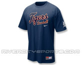 NIKE SHORT SLEEVE PRACTICE T-SHIRT in DETROIT TIGERS Found in: MLB > Detroit Tigers > Clothing > T-Shirts