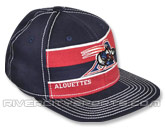 REEBOK PLAYER FLATBRIM FLEX in MONTREAL ALOUETTES Found in: CFL > MONTREAL ALOUETTES > Clothing > Hats