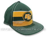 REEBOK PLAYER FLATBRIM FLEX in EDMONTON ESKIMOS Found in: CFL > EDMONTON ESKIMOS > Clothing > Hats