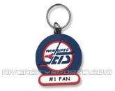 VINTAGE NAME KEYCHAIN in WINNIPEG JETS Found in: NHL VINTAGE > Winnipeg Jets > Souvenirs > Keychains