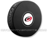 SHER-WOOD AUTOGRAPH PUCK in CAROLINA HURRICANES Found in: NHL > Carolina Hurricanes > Souvenirs > Pucks