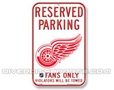pic# 183814, style# NHLRPSFODET for River City Sports product in: NHL > DETROIT RED WINGS > Souvenirs > Signs