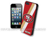 FOREVER COLLECTIBLES I-PHONE 5 HARD CASE in SAN FRANCISCO 49ERS Found in: NFL > SAN FRANCISCO 49ERS > Souvenirs > Accessorie