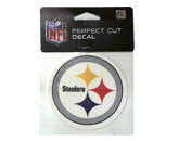 WINCRAFT 4X4 DIE CUT DECAL in PITTSBURGH STEELERS Found in: NFL > PITTSBURGH STEELERS > Souvenirs > Stickers