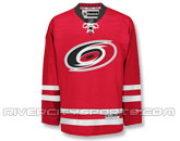 13 PREMIER JERSEY in CAROLINA HURRICANES Found in: NHL > Carolina Hurricanes > Jerseys > Premier