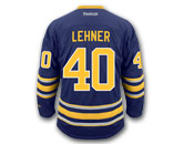 REEBOK PREMIER JERSEY - RCS CUSTOMIZED - LEHNER in BUFFALO SABRES Found in: NHL > BUFFALO SABRES > Jerseys > Premier