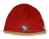 NEW ERA 2013 ON FIELD TECH KNIT in SAN FRANCISCO 49ERS Found in: NFL > SAN FRANCISCO 49ERS > Clothing > Hats