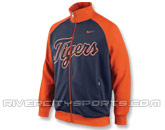 NIKE TRACK JACKET in DETROIT TIGERS Found in: MLB > Detroit Tigers > Clothing > Jackets