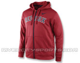 NIKE K/O WORDMARK HOODY in BOSTON RED SOX Found in: MLB > Boston Red Sox > Clothing > Fleece