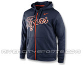 NIKE K/O WORDMARK HOODY in DETROIT TIGERS Found in: MLB > Detroit Tigers > Clothing > Fleece