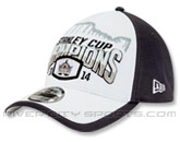 2014 NHL CHAMPS LOCKER CAP in LOS ANGELES KINGS Found in: NHL > LOS ANGELES KINGS > Clothing > T-Shirts