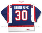 CCM SEMI-PRO JERSEY - RCS CUSTOMIZED - BERTHIAUME in WINNIPEG JETS Found in: NHL VINTAGE > Winnipeg Jets > Jerseys > Premier