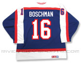 CCM SEMI-PRO JERSEY - RCS CUSTOMIZED - BOSCHMAN in WINNIPEG JETS Found in: NHL VINTAGE > Winnipeg Jets > Jerseys > Premier