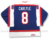 CCM SEMI-PRO JERSEY - RCS CUSTOMIZED - CARLYLE in WINNIPEG JETS Found in: NHL VINTAGE > Winnipeg Jets > Jerseys > Premier
