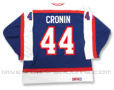 CCM SEMI-PRO JERSEY - RCS CUSTOMIZED - CRONIN in WINNIPEG JETS Found in: NHL VINTAGE > Winnipeg Jets > Jerseys > Premier