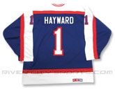 CCM SEMI-PRO JERSEY - RCS CUSTOMIZED - HAYWARD in WINNIPEG JETS Found in: NHL VINTAGE > Winnipeg Jets > Jerseys > Premier