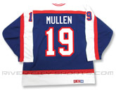 CCM SEMI-PRO JERSEY - RCS CUSTOMIZED - MULLEN in WINNIPEG JETS Found in: NHL VINTAGE > Winnipeg Jets > Jerseys > Premier