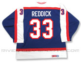 CCM SEMI-PRO JERSEY - RCS CUSTOMIZED - REDDICK in WINNIPEG JETS Found in: NHL VINTAGE > Winnipeg Jets > Jerseys > Premier