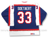 CCM SEMI-PRO JERSEY - RCS CUSTOMIZED - SOETAERT in WINNIPEG JETS Found in: NHL VINTAGE > Winnipeg Jets > Jerseys > Premier