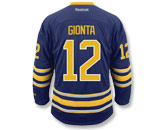 REEBOK PREMIER JERSEY - RCS CUSTOMIZED - GIONTA in BUFFALO SABRES Found in: NHL > BUFFALO SABRES > Jerseys > Premier