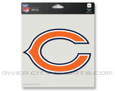 pic# 192080, style# NFLCLRDC8CHI for River City Sports product in: NFL > CHICAGO BEARS > Souvenirs > Stickers