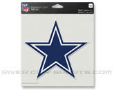 "WINCRAFT 8""X8"" COLOR DIE CUT DECAL in DALLAS COWBOYS Found in: NFL > DALLAS COWBOYS > Souvenirs > Stickers"