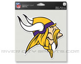 pic# 192085, style# NFLCLRDC8MIN for River City Sports product in: NFL > MINNESOTA VIKINGS > Souvenirs > Stickers