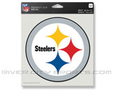 pic# 192087, style# NFLCLRDC8PIT for River City Sports product in: NFL > PITTSBURGH STEELERS > Souvenirs > Stickers