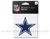 WINCRAFT 4X4 DIE CUT DECAL in DALLAS COWBOYS Found in: NFL > DALLAS COWBOYS > Souvenirs > Stickers