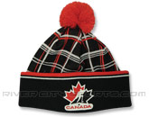 PLAID KNIT in CANADA Found in: INTERNATIONAL > Canada > Clothing > Hats