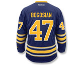 REEBOK PREMIER JERSEY - RCS CUSTOMIZED - BOGOSIAN in BUFFALO SABRES Found in: NHL > BUFFALO SABRES > Jerseys > Premier