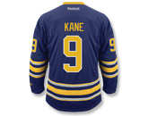 REEBOK PREMIER JERSEY - RCS CUSTOMIZED - KANE in BUFFALO SABRES Found in: NHL > BUFFALO SABRES > Jerseys > Premier