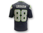 NIKE LIMITED JERSEY - GRAHAM in SEATTLE SEAHAWKS Found in: NFL > Seattle Seahawks > Jerseys > Limited