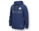 FULL ZIP FACEOFF HOODY in TORONTO MAPLE LEAFS Found in: NHL > TORONTO MAPLE LEAFS > Clothing > Fleece