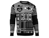 PATCHWORK UGLY HOLIDAY SWEATER in LOS ANGELES KINGS Found in: NHL > LOS ANGELES KINGS > Clothing > Shirts